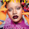 FASHION: RIHANNAS VOGUE COVER EYEBROWS THINNER THAN MY PATIENCE
